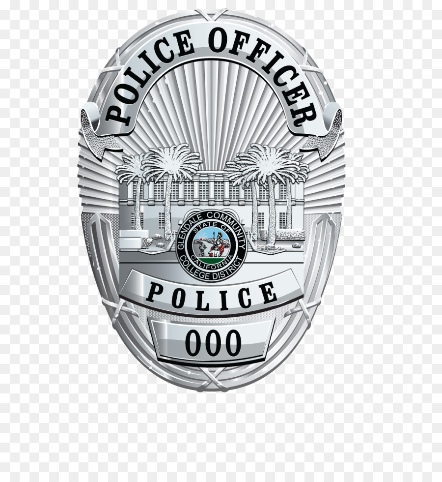 Free Police Badge Transparent, Download Free Clip Art