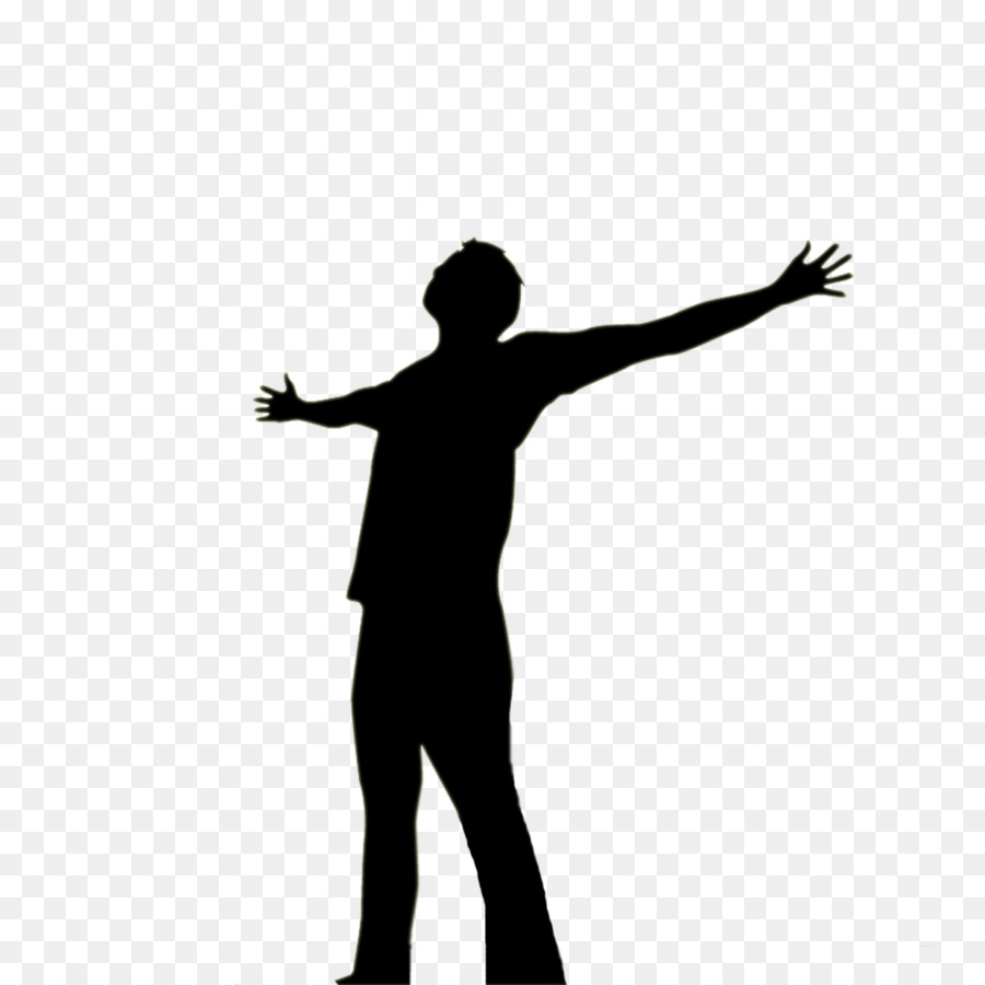 Free Praise Dance Silhouette, Download Free Clip Art, Free