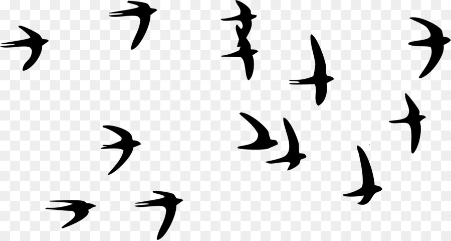 Free Silhouette Birds Tattoos, Download Free Clip Art