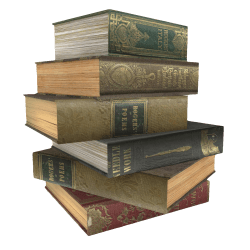 transparent books stack clip library clipart use 1200