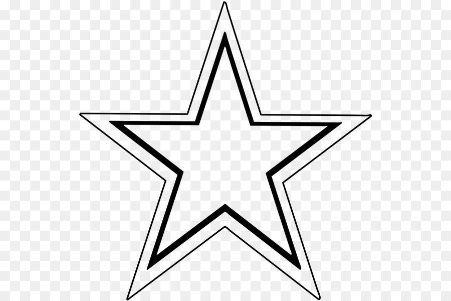 Free Star Outline Transparent, Download Free Clip Art