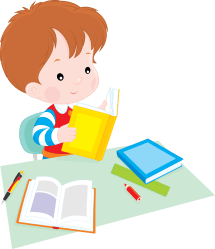 Student Reading Clip art student png download 5906*6850 Free Transparent Student png Download Clip Art Library