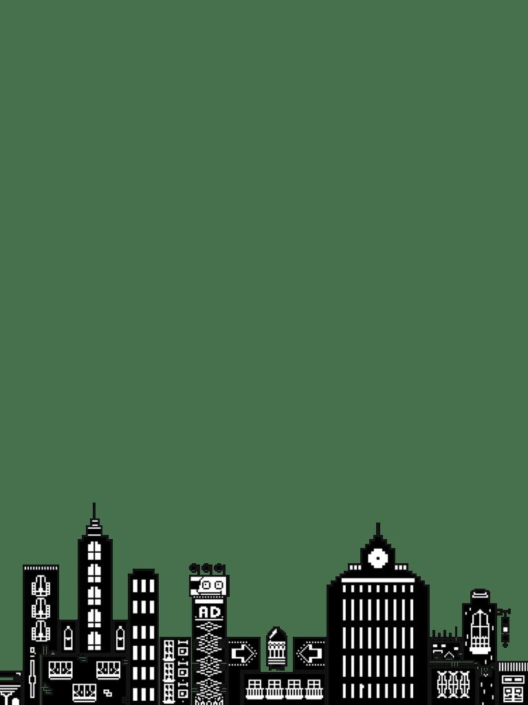 Background Animasi Kota : background, animasi, Transparency, Pixel, Animated, Image, Black, White, Planet, Download, 768*1024, Transparent, Download., Library