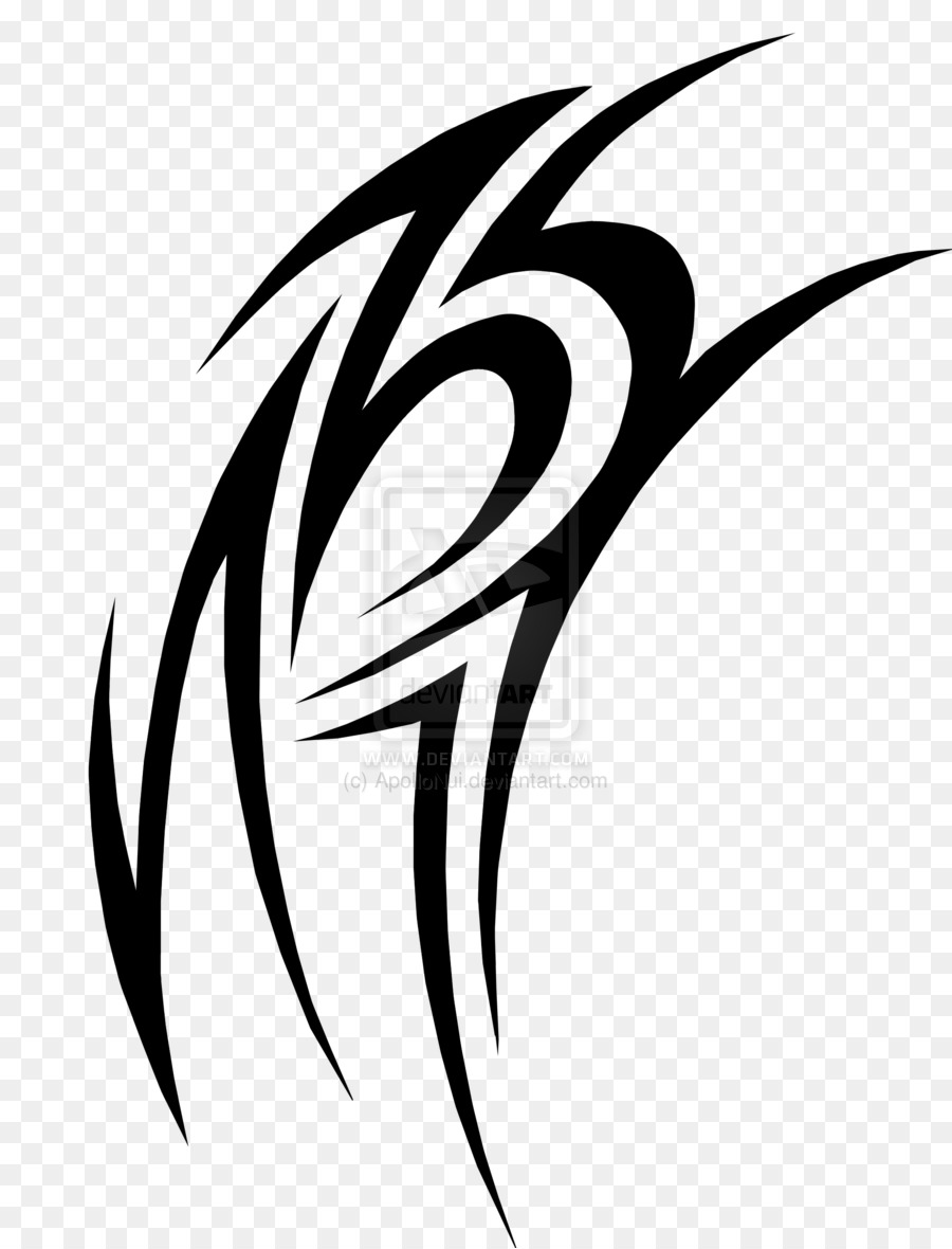 Tribal Tattoo Png : tribal, tattoo, Tribal, Tattoo, Transparent,, Download, Clipart, Library