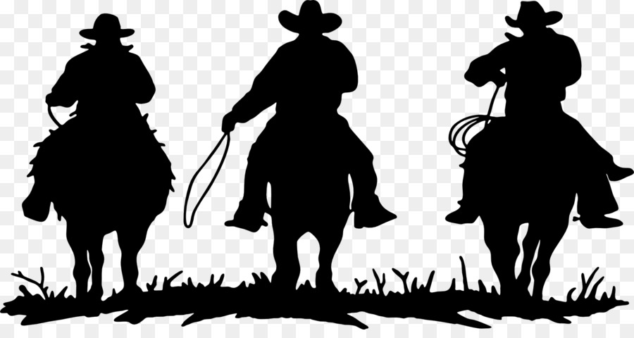 free western silhouette images