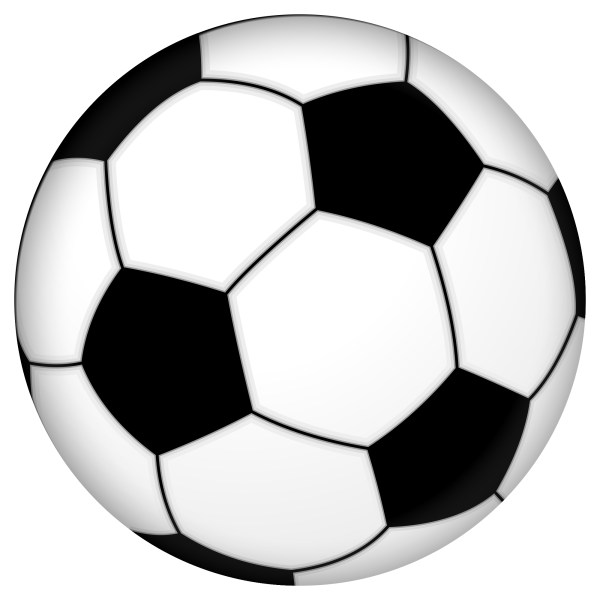 free soccer ball cliparts