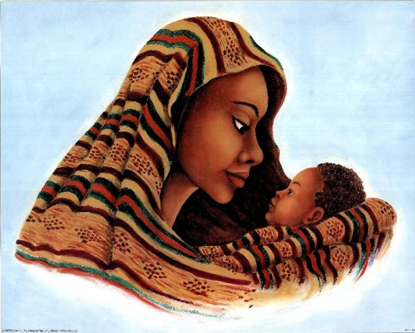 Free Black Mother Cliparts Clip Art Clipart Library