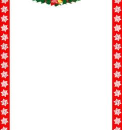 christmas tree lights border clip art christmas [ 1037 x 1500 Pixel ]