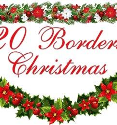 clip art border christmas free free free printable boarders free [ 1000 x 795 Pixel ]