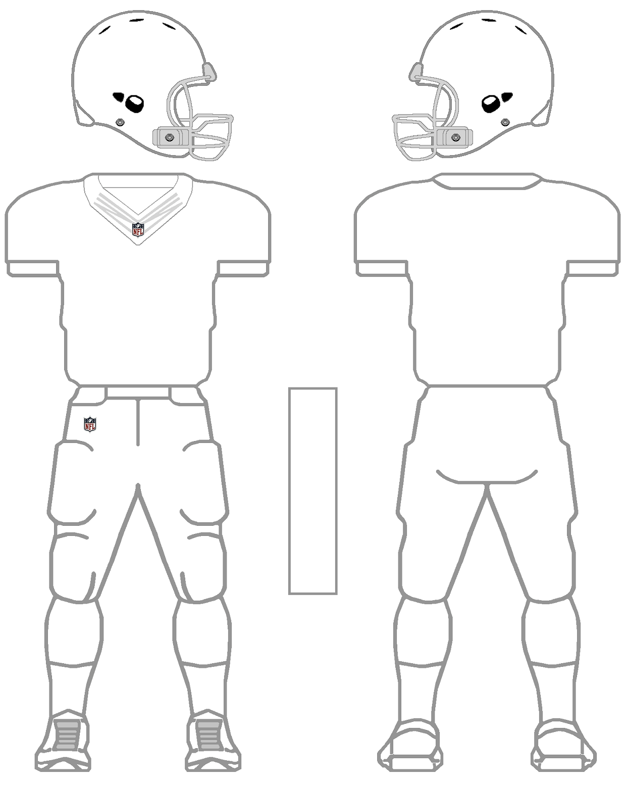 Free Football Uniform Cliparts Download Free Clip Art