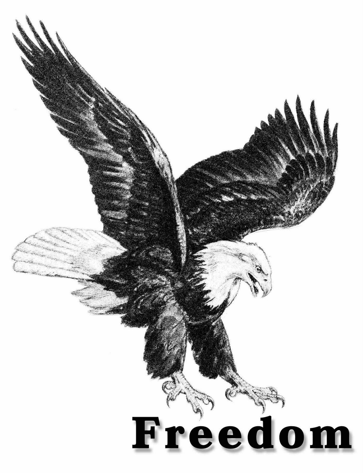 hight resolution of american eagle clipart