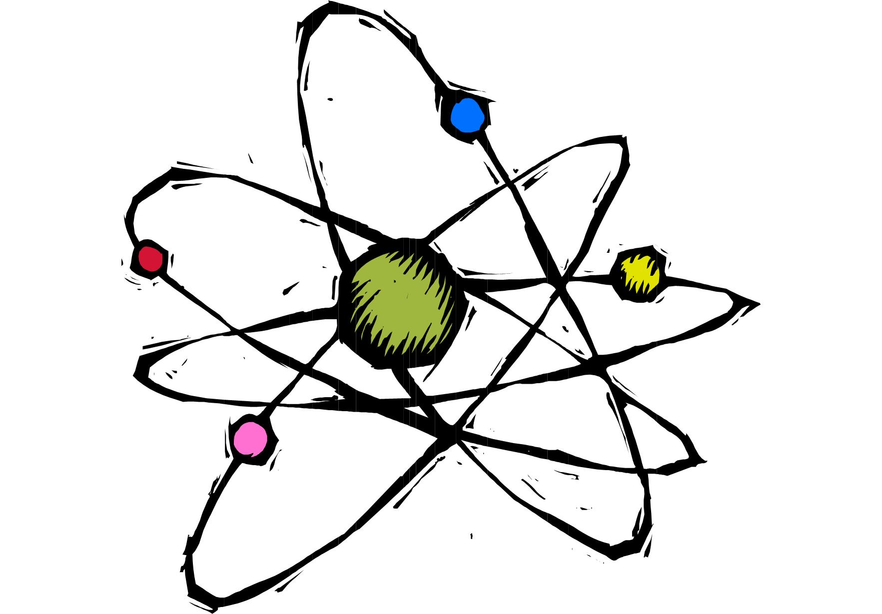 Free Chemistry Atom Cliparts, Download Free Clip Art, Free