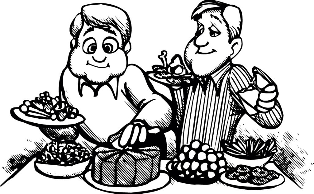 Free Fellowship Meal Cliparts, Download Free Clip Art