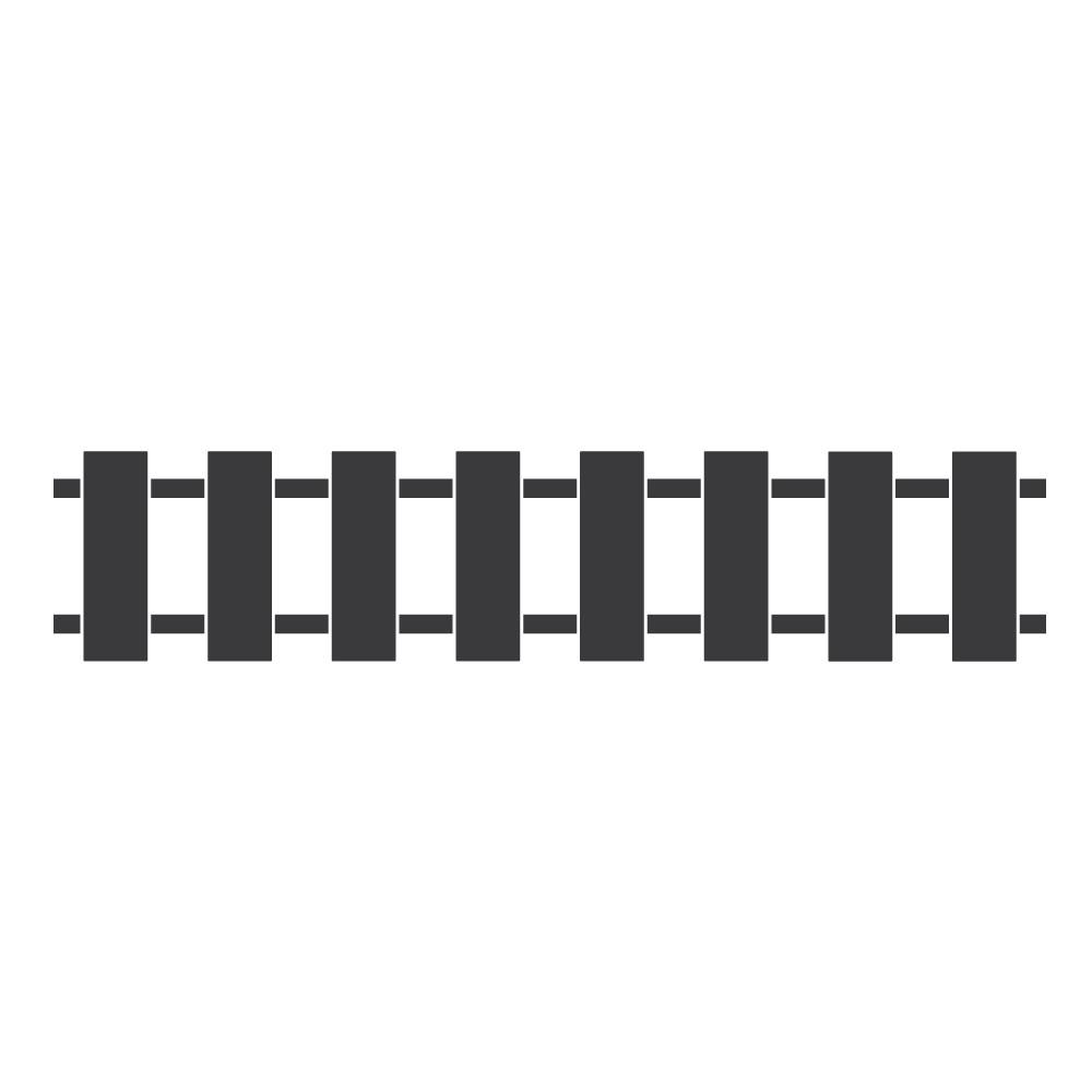 medium resolution of train track clip art