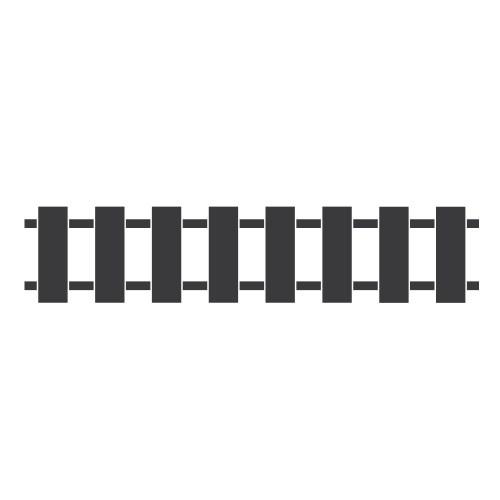 small resolution of train track clip art