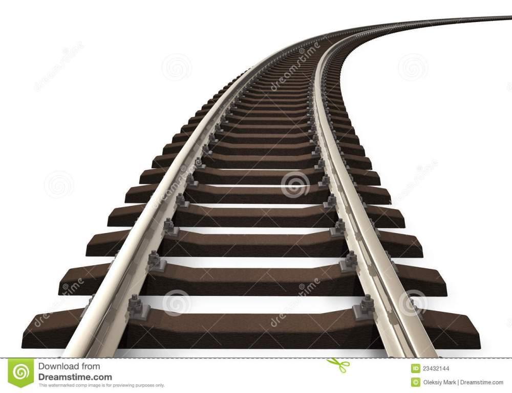 medium resolution of train track clip art rail