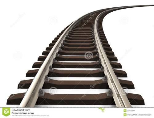 small resolution of train track clip art rail