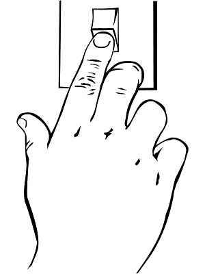 Turn Off Lights Coloring Page Sketch Coloring Page