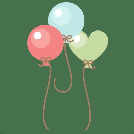 free cute balloon cliparts
