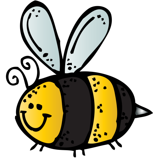animated bee free clip