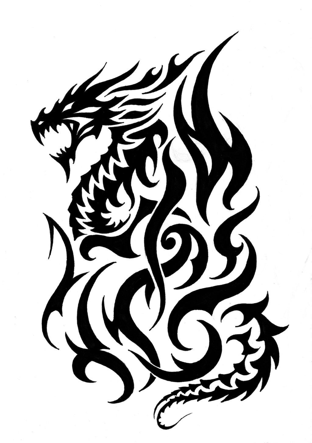 Free Flaming Dragon Cliparts Download Free Clip Art Free