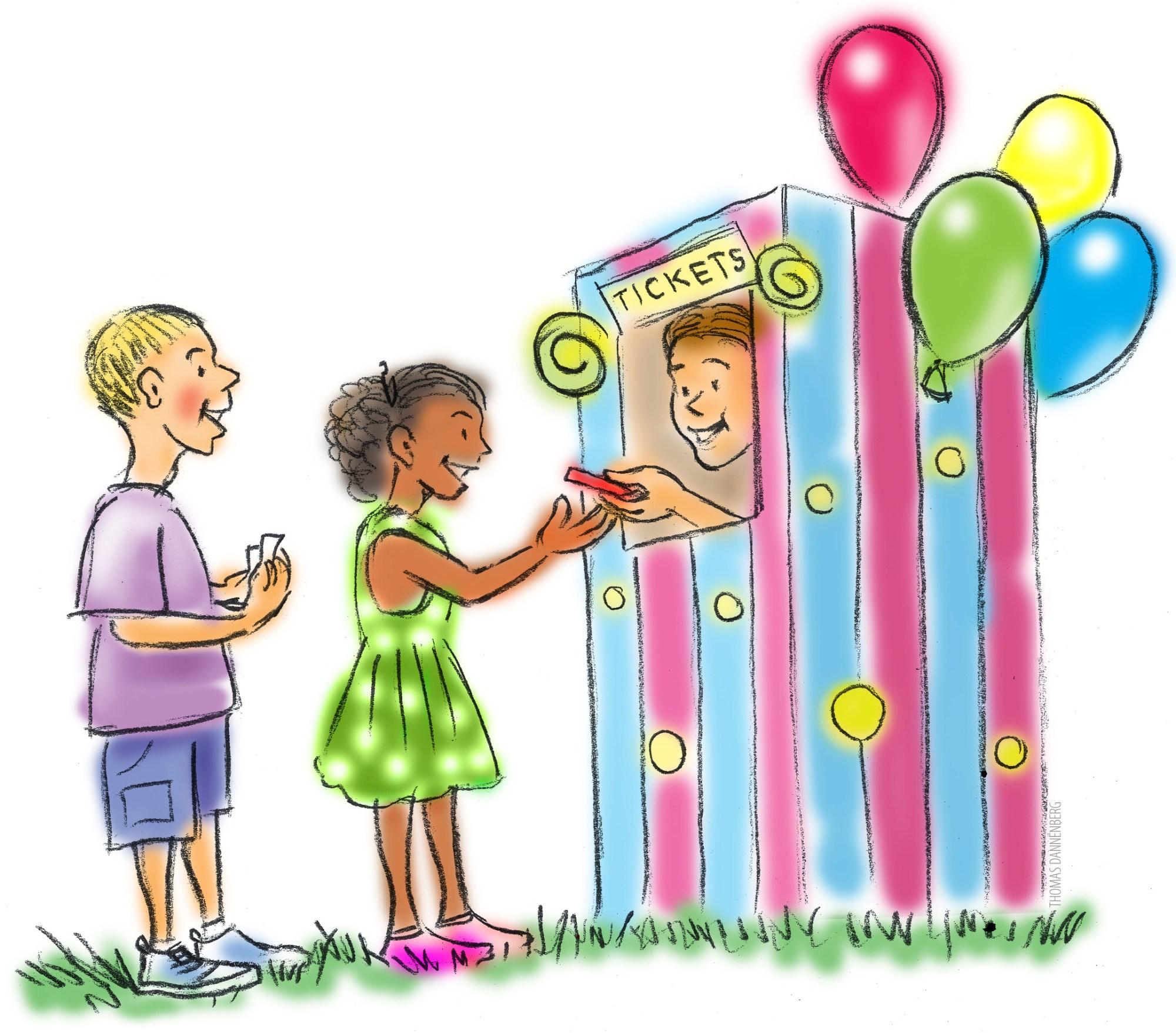 hight resolution of school carnival clip art school