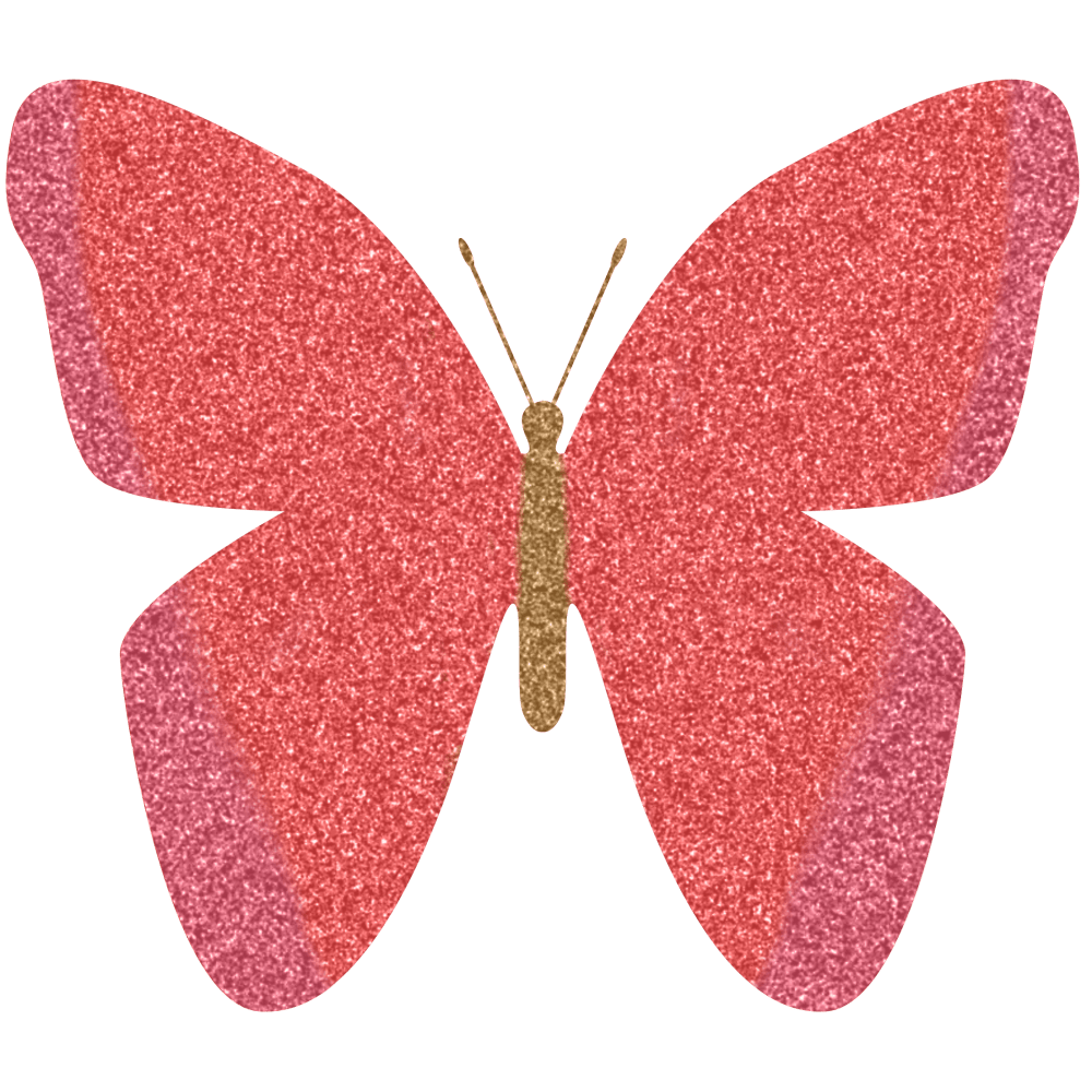 medium resolution of pink and purple butterfly clipart