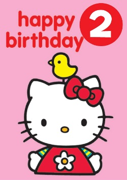 Free 2nd Birthday Cliparts Download Free Clip Art Free