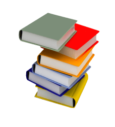 Free Book Clipart Transparent Background Download Free