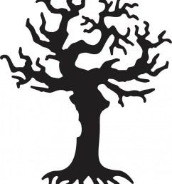 spooky tree clip art spooky [ 1054 x 1280 Pixel ]