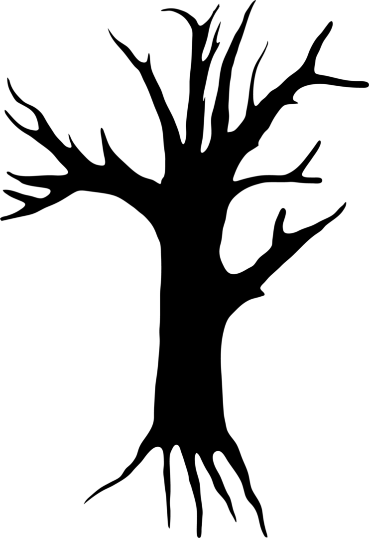 hight resolution of spooky tree cliparts 2706000 license personal use