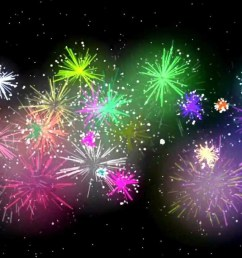 3d hd spectacular fireworks display show animation extreme [ 1280 x 720 Pixel ]