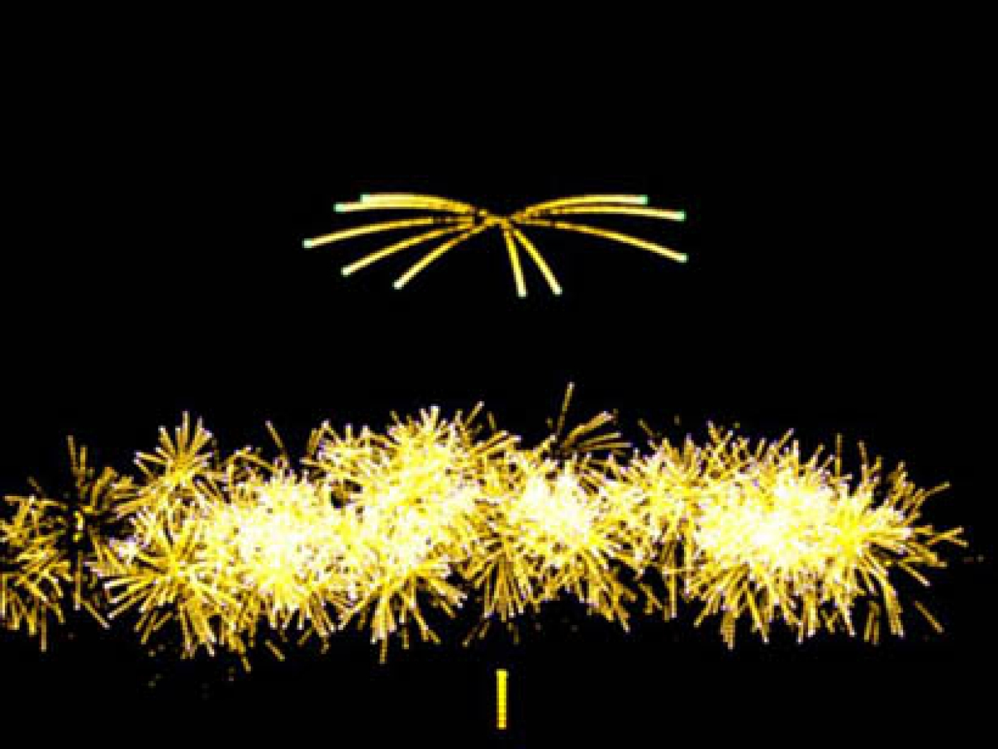 hight resolution of moving fireworks clipart
