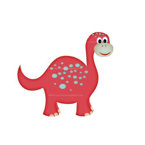 small resolution of cute dinosaur clipart