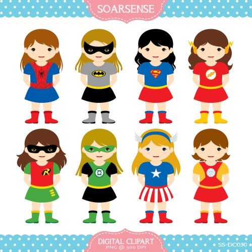 small resolution of super girl clipart dc