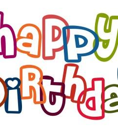 happy birthday clipart [ 1260 x 945 Pixel ]