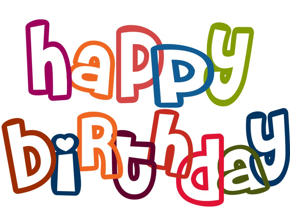 medium resolution of happy birthday clipart