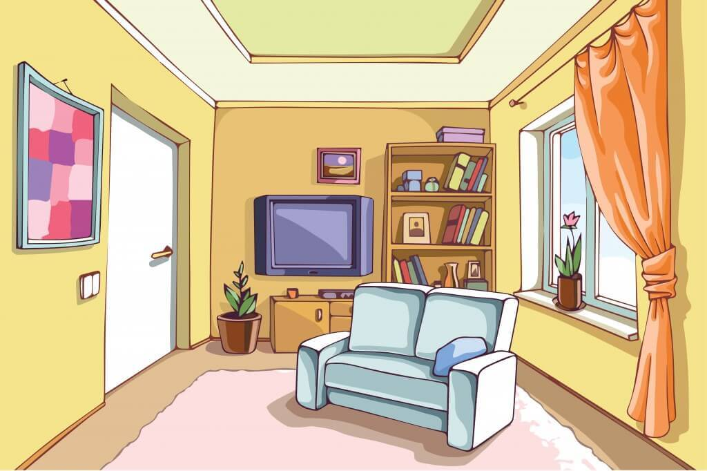 Free Living Room Cliparts Download Free Clip Art Free