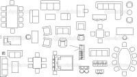 Floor Floor Plan Furniture Plan Symbols Clipart - Clip Art ...