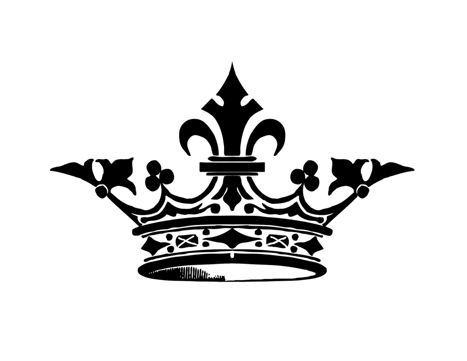 King Crown Silhouette