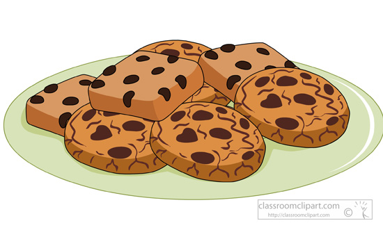 cliparts cookie platter free
