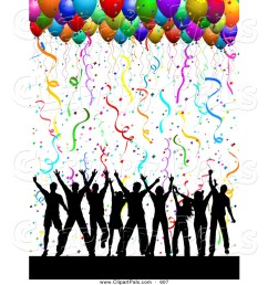free party clipart pictures free [ 1024 x 1044 Pixel ]