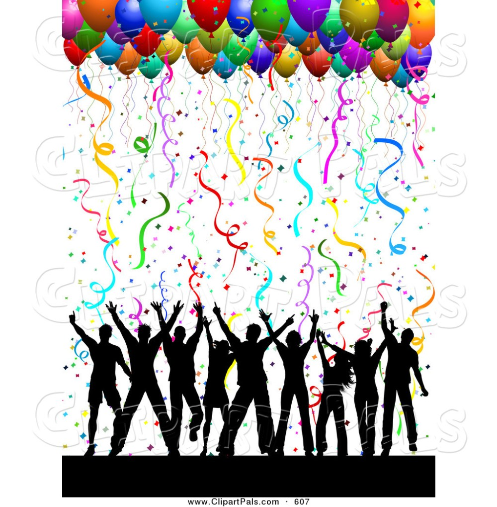medium resolution of free party clipart pictures free