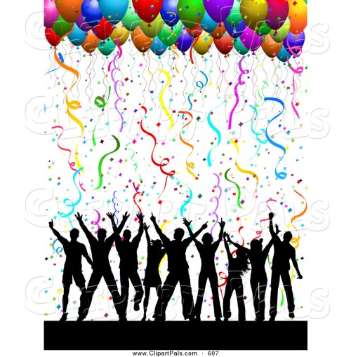 small resolution of free party clipart pictures free