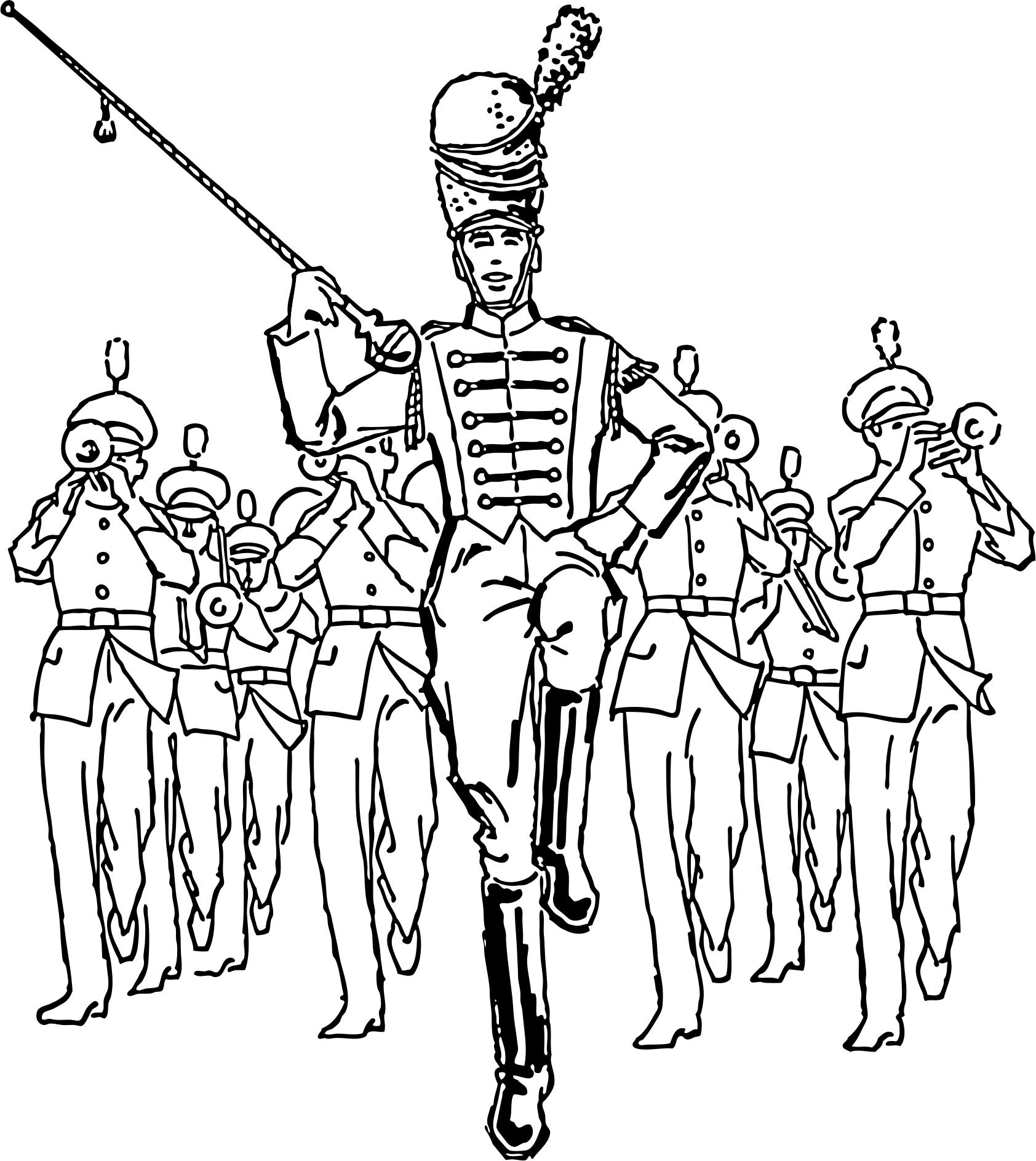 Free Marching Drum Cliparts Download Free Clip Art Free
