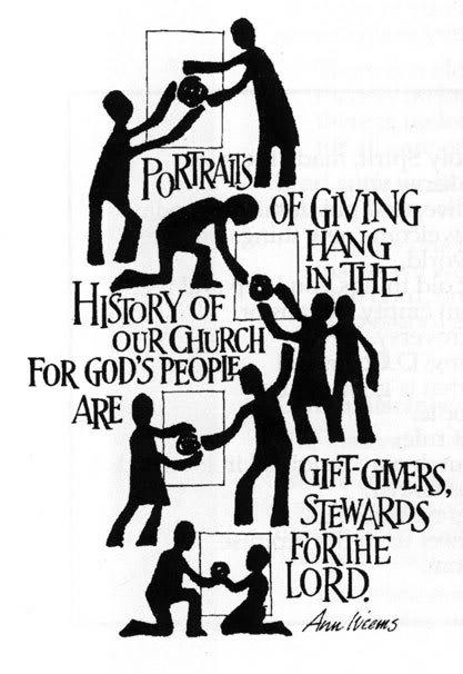 Free christian stewardship clipart