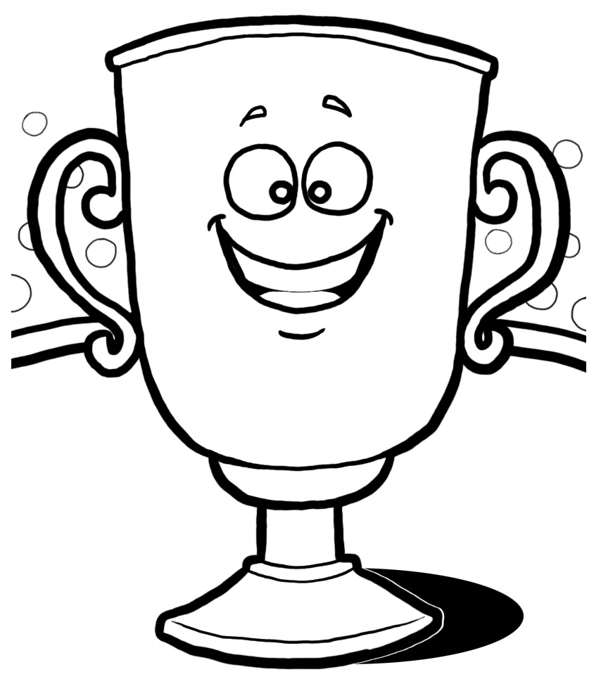 Free Football Trophy Cliparts, Download Free Clip Art