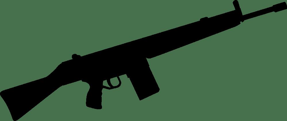 medium resolution of machine gun free clip art of gun clipart