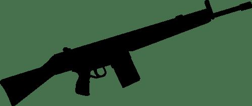 small resolution of machine gun free clip art of gun clipart