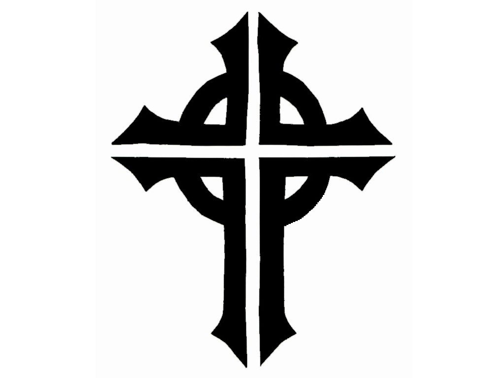 Free Cross Tattoo Cliparts, Download Free Clip Art, Free